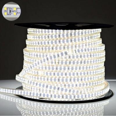 Furtun Luminos cu Banda 12000 LEDuri SMD2835 Alb Rece Rola 100m WT