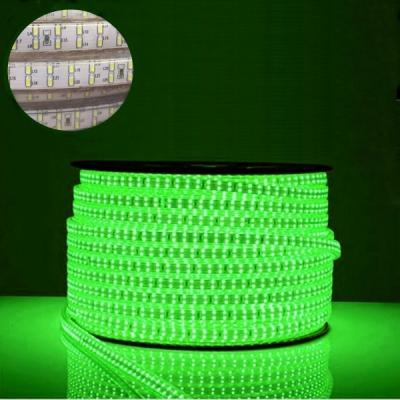 Furtun Luminos cu Banda 24000 LEDuri SMD3014 Verzi Rola 100m TKO