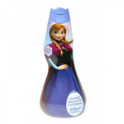 Gel de Dus pentru Copii Zmeura Frozen 275ml Disney BC019230001