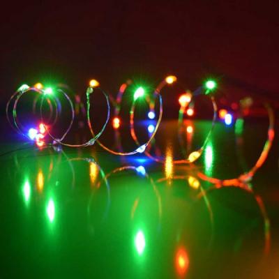 Ghirlanda Luminoasa Buchet 8 Fire 2m 160LED Multicolore 12V IP20