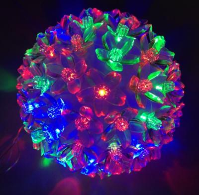 Glob Luminos de Craciun cu 100 LEDuri
