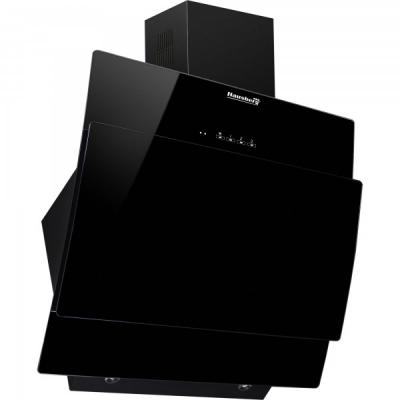 Hota Decorativa 60cm Touch Control Sticla Neagra Hausberg HB1385