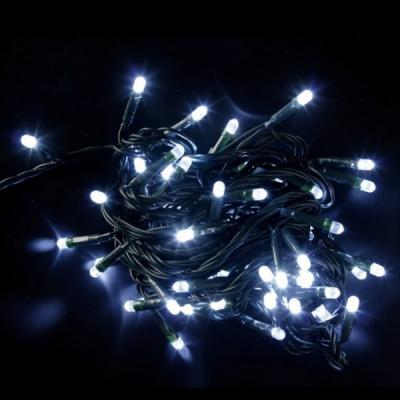 Instalatie Luminoasa Brad Craciun Snur 20m 300LED Albe FVN TO24