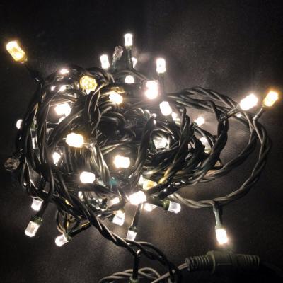 Instalatie Luminoasa Brazi de Craciun Snur 10m 100LED Rece Cald FV TO