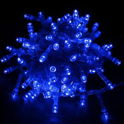Instalatie Luminoasa Craciun Snur 25m 400LED Albastre FN TO32