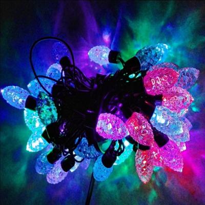 Instalatie Luminoasa Craciun Snur 4m 40LED RB Con Multicolor FN P 8001