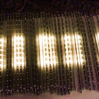 Instalatii Luminoase Craciun 8 Turturi Digitali 50cm LED Alb Cald 7003