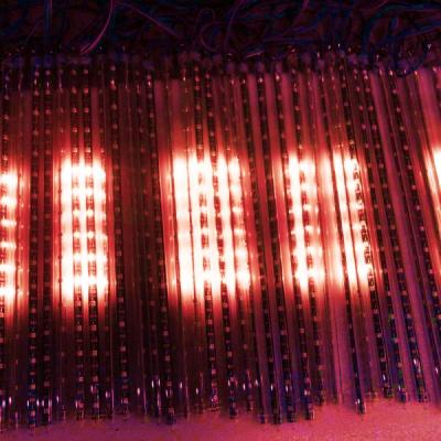 Instalatii Luminoase Craciun 8 Turturi Digitali 50cm LED Rosu 7003