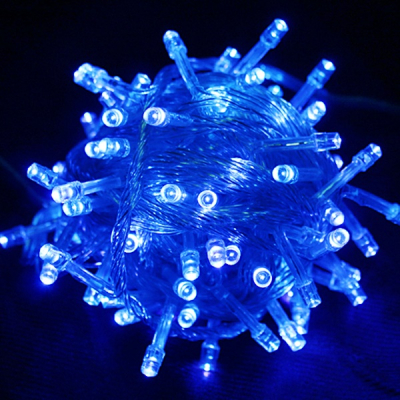 Instalatii Luminoase Craciun Snur 16m 200LED Albastru FI NP 6023