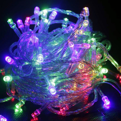 Instalatii Luminoase Craciun Snur 16m 200LED RB Multicolor FI NP 6023