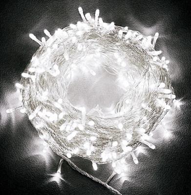 Instalatii Luminoase Craciun Snur 23m 320LED Alb Rece FI NP 6024