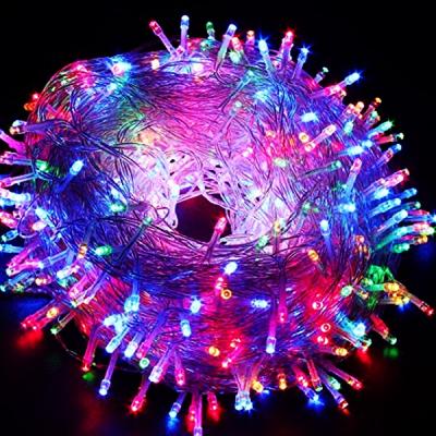 Instalatii Luminoase de Craciun Snur 23m 320LED Multicolor FI NP 6024