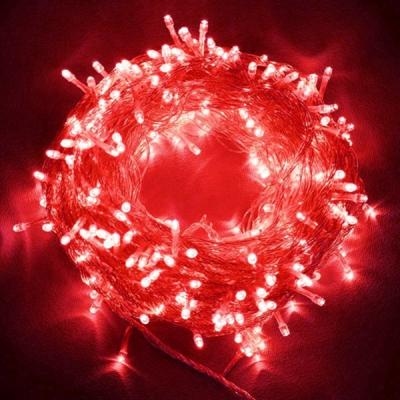 Instalatii Luminoase Craciun Snur 23m 320LED Rosu FI NP 6024