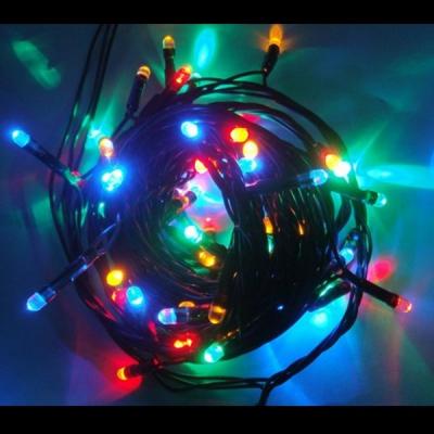 Instalatii Luminoase de Craciun Snur 7m 100LED Multicolore 220V FVN TO