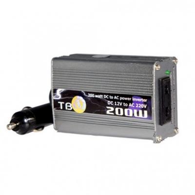 Invertor Auto 12V la 220V 200W TBE