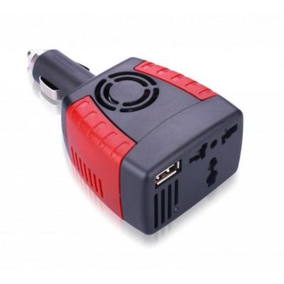 Invertor Auto cu USB 75W E688