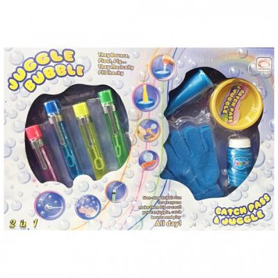 Juggle Bubble Set Baloane de Sapun care nu se Sparg 2in1 0602