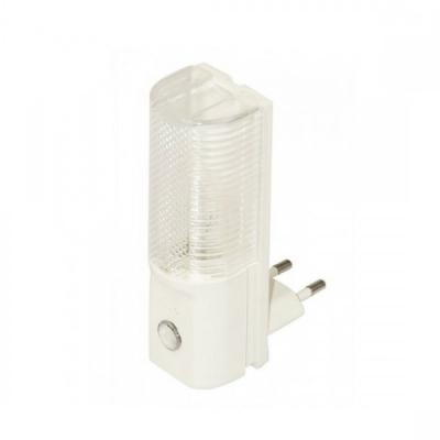Lampa de Veghe LED 1W 80LM cu Senzor Lumina 220V ODOSUN SPN7812
