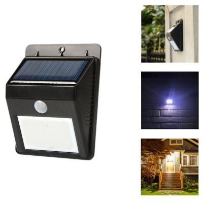 Lampa LED cu Incarcare Solara si Senzor de Miscare Ever Brite