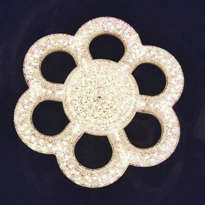 Lampa LED Floare 24W Alb Cald E27 28cm