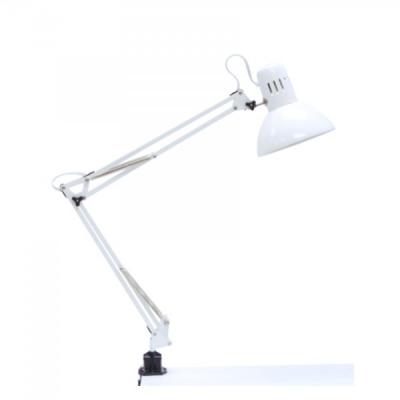 Lampa Metalica pentru Masa de Lucru Saloane Manichiura Alba LPMS
