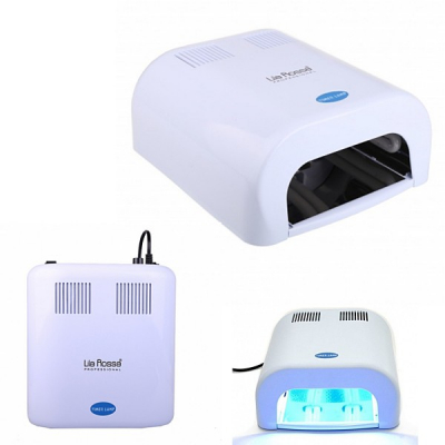 Lampa UV 36W Uscare Rapida Gel Unghii si Oja Semi Lila Rossa LR702