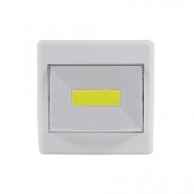 Lanterna Lampa de Veghe COB LED 3W tip Intrerupator Fara Fir pe Baterii