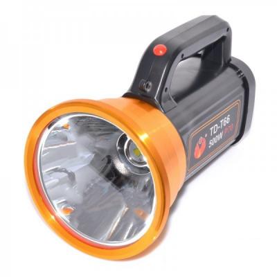 Lanterna LED 50W P70 si Panou Lateral 12 LED T4 Reincarcabila 220V TDT66