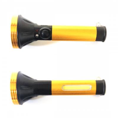 Lanterna LED 5W COB Lateral si UV, Magnet, Incarcare la USB TDT58