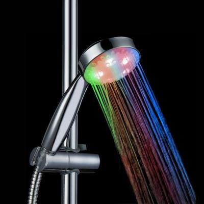LED Shower Para De Dus Iluminata 7 Culori