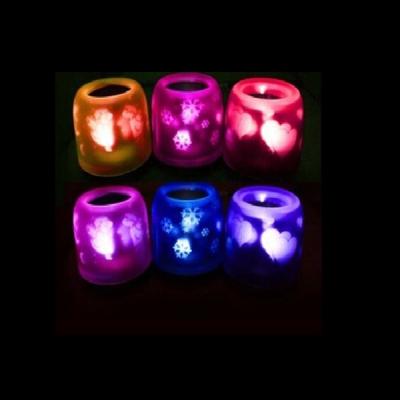 Set 10 Lumanari Electrice LED cu Senzor Suflat tip EC29911