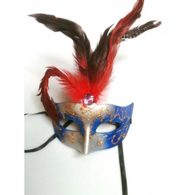 Masti cu Pene pentru Carnaval