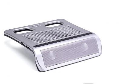 Masuta de Laptop cu Boxe si Cooler KX-08