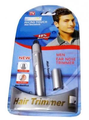 Micro touch trimmer pentru parul nedorit din nas si urechi cnaier ae822