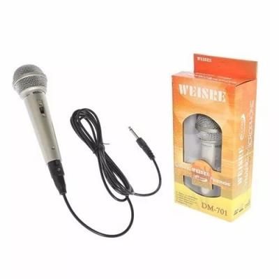 Microfon Uni-Directional Dinamic cu Fir DM701
