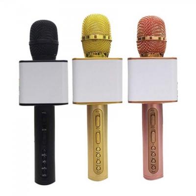 Microfon Wireless Karaoke cu Bluetooth, Boxa, USB, SD si AUX SD08