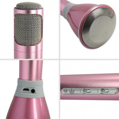 Microfon Wireless Karaoke cu Bluetooth si Boxa KTVK068