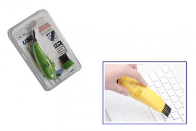 Mini aspirator pentru tastatura conectare usb