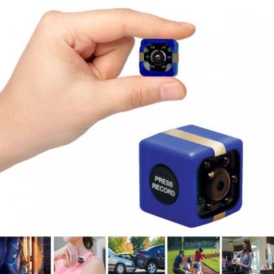 Mini Camera Video cu Senzor de Miscare Reincarcabila la USB Cop Cam