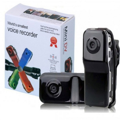 Mini Camera Video Spion World's Smallest Voice Recorder