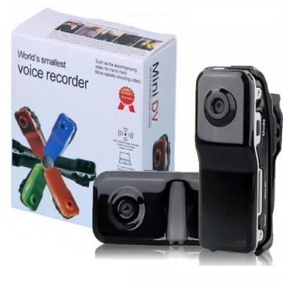 Mini Camera Video Spion World's Smallest Voice Recorder