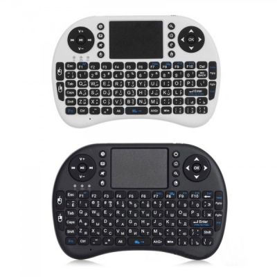 Mini Tastatura Wireless Touchpad pentru XBox, PS, PC, Smart TV MWK08