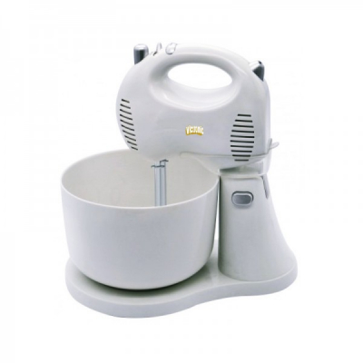 Mixer manual cu bol 200W 5 Viteze si Turbo Victronic VC367WB