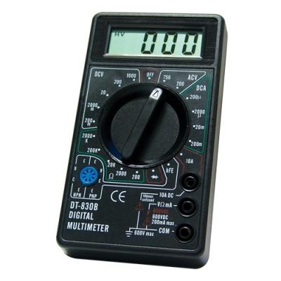 Multimetru digital aparat de masura DT830B
