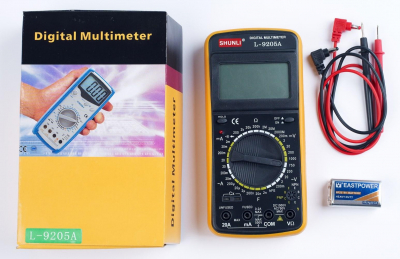 Multimetru digital l9205a