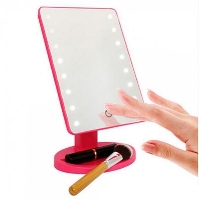 Oglinda Cosmetica Iluminata 22LED cu Touch si Lumina Reglabila XR1608