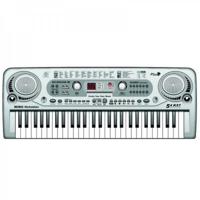 Orga electronica 54 Clape MQ824USB, Microfon si USB MP3