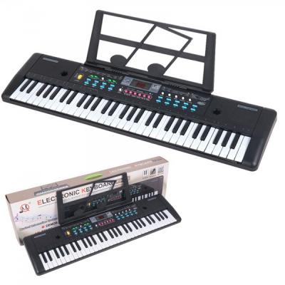 Orga electronica 61 de clape 5 Octave cu Microfon  MQ6112