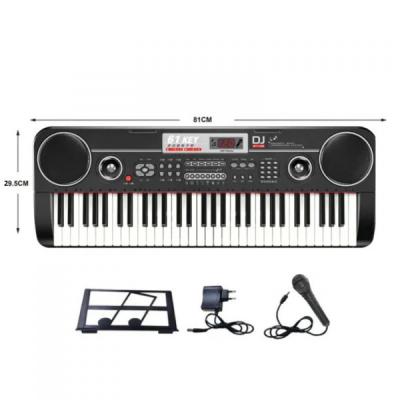 Orga electronica 61 de clape cu Slot USB si Microfon 32805