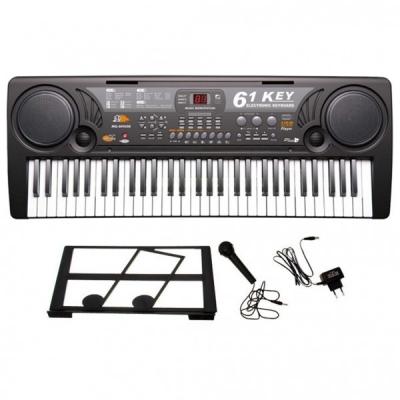 Orga electronica 61 de clape USB MP3 MQ809USB